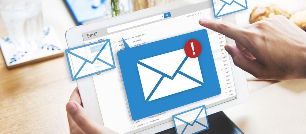 Benefícios do e-mail marketing na sua loja virtual