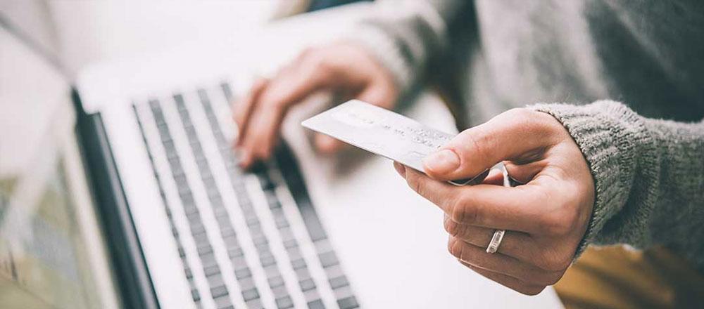 cartão de crédito como forma de pagamento no e-commerce