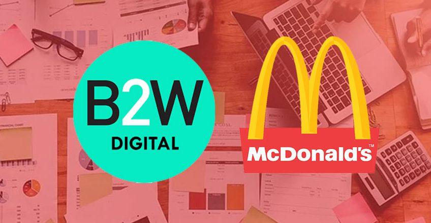 B2W e McDonald's anunciam venda de lanches! O que esperar desta tendência?