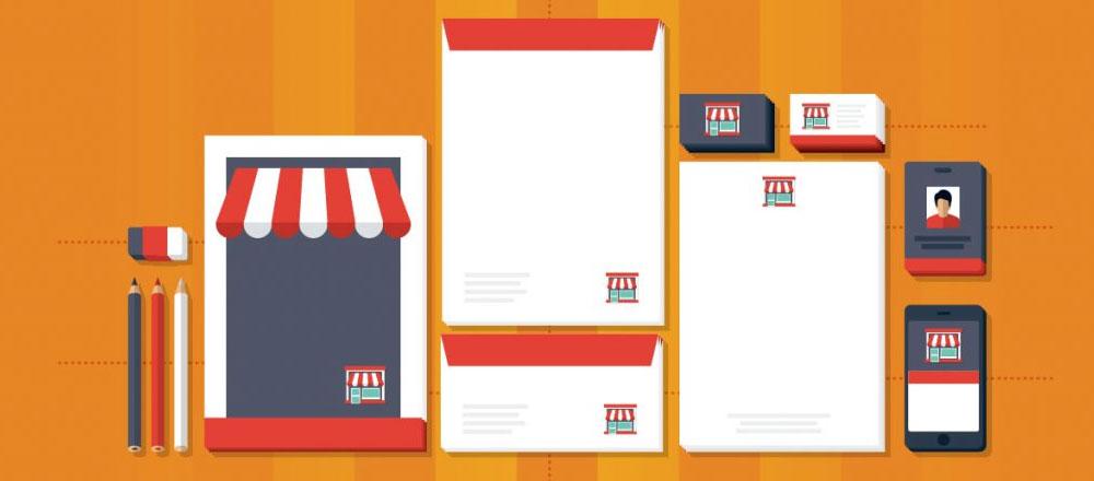 Identidade visual para e-commerce