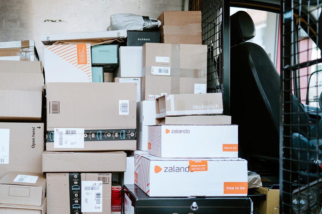 Transportadoras como forma de envio para sua loja virtual.